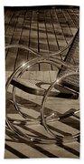 Chair Beach Towel by Samuel M Purvis III
