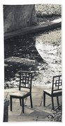 Chairs - Stone Bridge Beach Towel