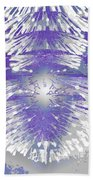 Chandelier 2 Beach Towel