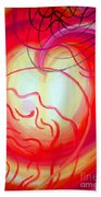 Changes In Mood And Mind. Double Light Beach Towel