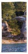 Chapel Rock Beach Towel
