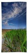 Chapin Beach Beach Towel