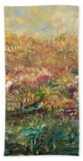 Charming Chasms Series Fall Frolic Beach Towel