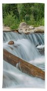Chasm Falls Beach Towel