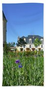 Chateau Guiraud In Spring Beach Towel