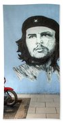 Che Bike  Beach Towel