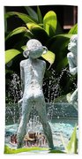 Cheekwood Fountain Beach Towel