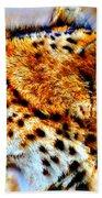 Cheetah IIi Beach Towel