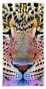 Cheetah Vi Beach Sheet