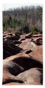 Cheltenham Badlands Beach Towel