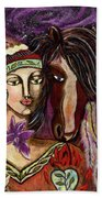 Chenoa Beach Towel
