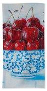 Cherrismatic Bowl Beach Towel
