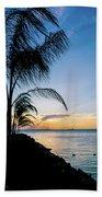 Chesapeake Sunset - Full Color Beach Towel