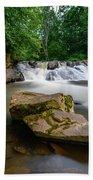 Chestnut Creek Falls  Beach Towel