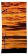 Cheyenne Sunrise Beach Towel