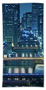 Chicago Bridges Beach Sheet