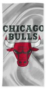 Chicago Bulls Beach Towel