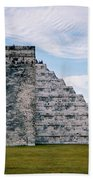 Chichen Itza 4 Beach Towel