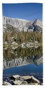 Chickenfoot Lake Beach Towel