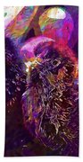 Chicks Hatched Fluffy Young Animal  Beach Towel