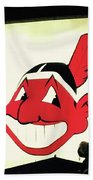Chief Wahoo  Beach Towel