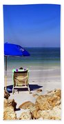 Chillin' Out Beach Towel