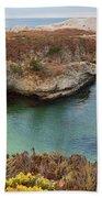 China Cove Beach Sheet by Yair Karelic