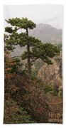 China, Mt. Huangshan Beach Towel