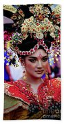 China Pageant Fashion Festival Beach Towel