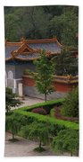 Chinese Palace Beach Towel