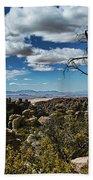 Chiricahua National Monument Beach Towel