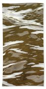 Chocolate And Marshmallows Beach Towel