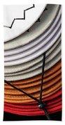Choices - Western Hat Pileup Beach Towel