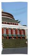 Chongqing Opera Beach Towel