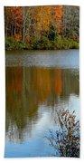 Chris Greene Lake - Reflections Beach Towel