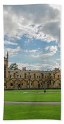 Christ Church Tom Quad Beach Towel