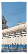 Christian Science Church Beach Towel
