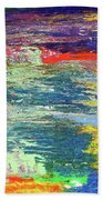 Chromatic Beach Towel
