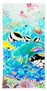 Churaumi Dream Beach Towel