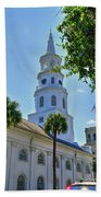 Church In Charleston Beach Towel