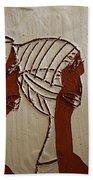 Church Ladies - Tile Beach Towel
