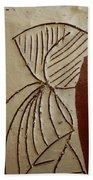 Church Lady - Tile Beach Towel