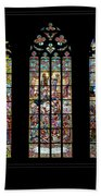 Church Of St. Barbara, Kuntna Hora, Czech Republic, Trilogy Beach Towel