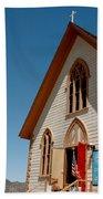 Church Prayers St Pauls Beach Towel