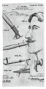 Cigar Holder  Beach Sheet