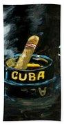 Cigar Beach Towel
