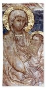 Cimabue: Madonna Beach Sheet