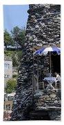 Cinque Terre 8 Beach Towel