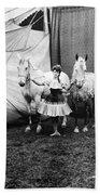Circus: Rider, C1904 Beach Towel