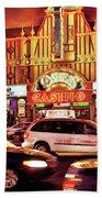 City - Vegas - O'sheas Casino Beach Towel
